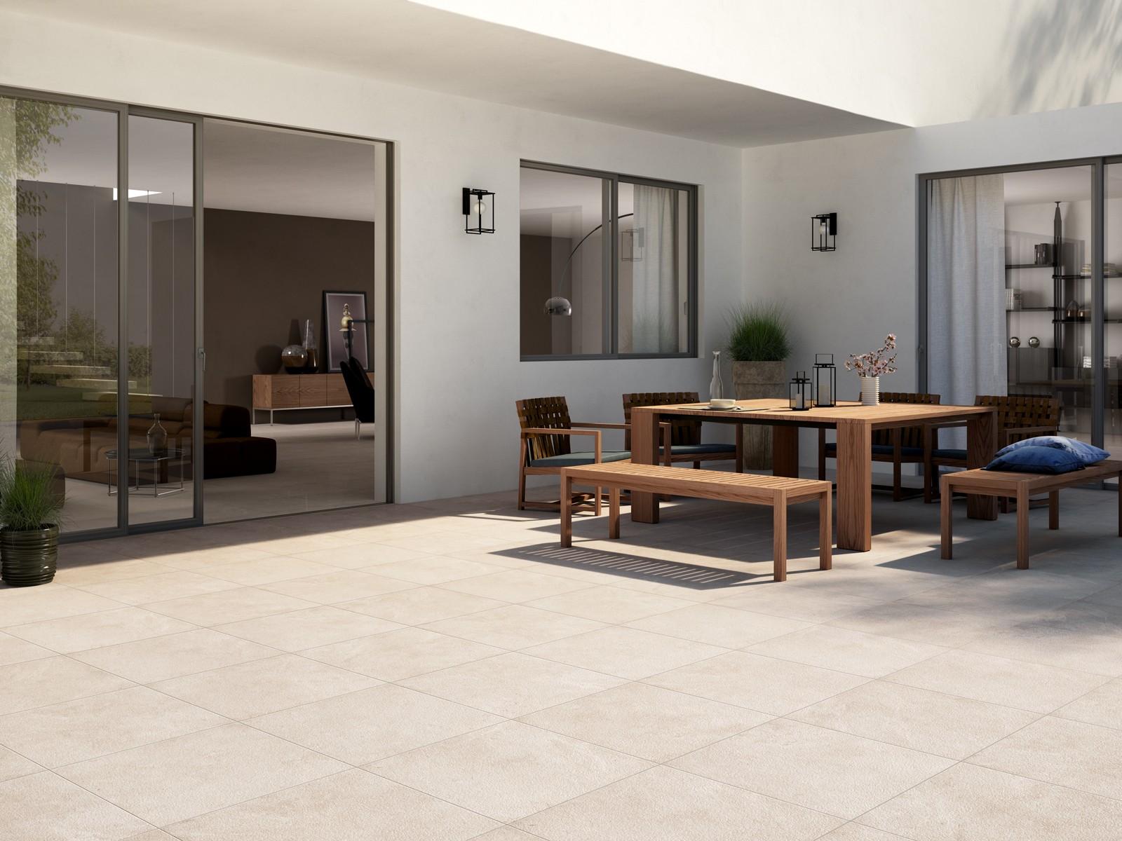 archistone limestone crema grip rett nat 60x60 20mm bq. Black Bedroom Furniture Sets. Home Design Ideas